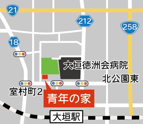 青年の家マップ